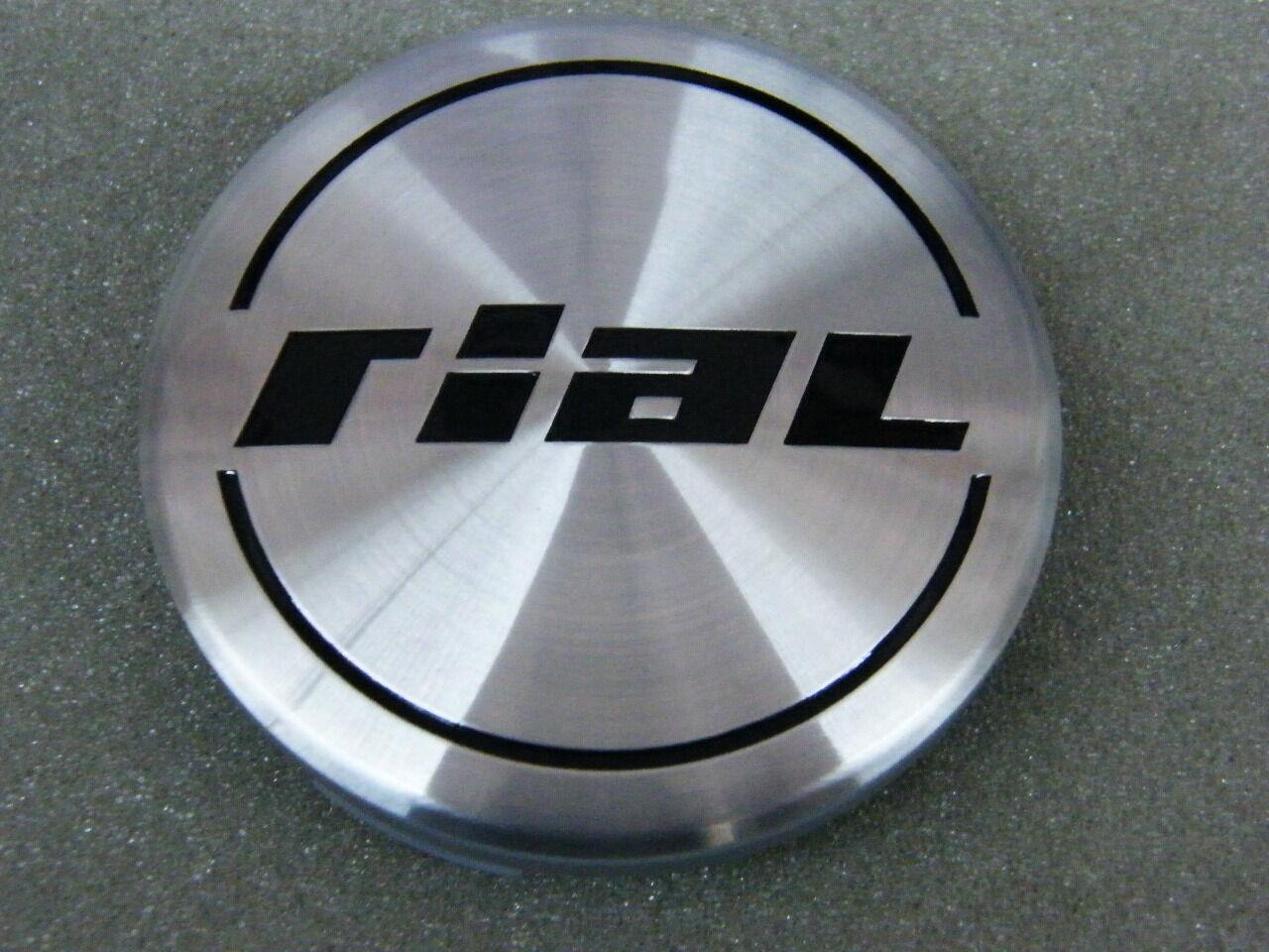 Original RIAL Nabenkappen N14 für Alufelgen Nabendeckel N 14 5029 61/64 mm