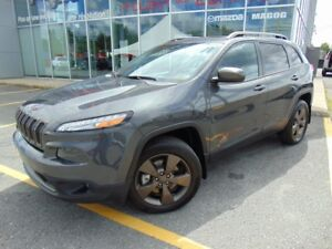 2016 Jeep Cherokee 16350KM 75th Anniversary latitude north