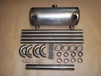 Escape( Exhaust ) Rotax 912 Inox -  - ebay.es