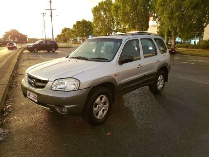 2002 Mazda Tribute Auto 4X4 Luxury (RWC&Rego) Carindale Brisbane South East Preview