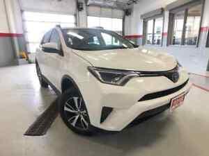 2018 Toyota RAV4 LE|AWD|SAFETY-SEN|H-SEATS|R-CAM|LIKE-NEW