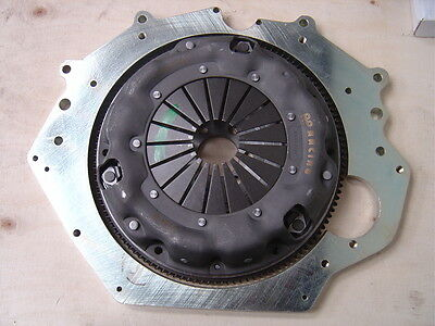 CHEVY SMALL BLOCK RANGE V8 Engine conversion to AUDI 01E gearbox COMPLETE KIT 2