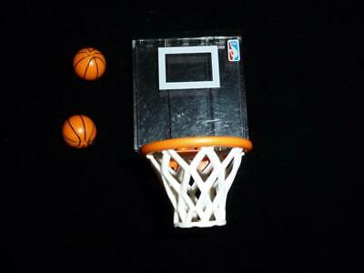 Lego NBA Basketball Court Backboard, Hoop, Net and 2 Basketballs!