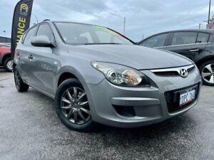 2011 Hyundai i30 FD SX Hatchback 5dr Auto 4sp 1.6DT [MY11] Grey Automatic Hatchback