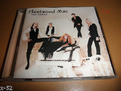 Fleetwood Mac Live Cd The Dance Tusk Dreams Landslide Rhiannon Chain Dont Stop