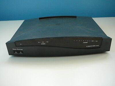 Cisco 828 G.SHDSL Router 4x 10Mb LAN, 1x SHDSL