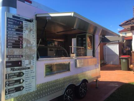 Gelato & Dessert Mobile Business