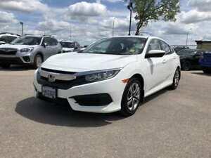 2017 Honda Civic LX  / Local / Accident free