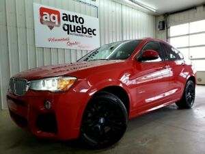 2015 BMW X4 XDrive28i / M Package / Jamais Accidenté /