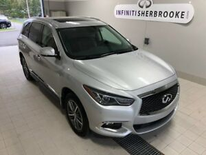2017 Infiniti QX60 PREMIUM+AWD+CAMERA360+CERTIFICATION INCLUS CE