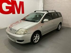 Toyota Corolla WAGON Conquest 2004 AUTOMATIC Only 140,000km with February 2022 rego Seven Hills Blacktown Area Preview