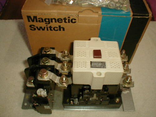 Fuji Electric SW-4S Magnetic Switch NEW NEW NEW