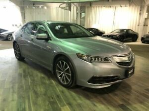 2015 Acura TLX TECH  Tech SH-AWD Navigation Heated Leather