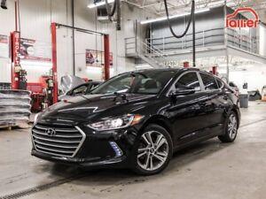 2017 Hyundai Elantra GLS *GARANTIE 10 ANS/200 000KM!*AUCUN ACCID