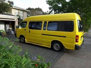 2000 Toyota Hiace Van/Minivan Wheelers Hill Monash Area Preview