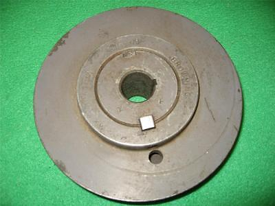 Browning 1vp62 X 78 Variable Pitch Sheave Pulley Wheel 1 Groove 78 Bore 6 Od