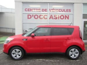 2014 Kia Soul LX SUPER CLEAN