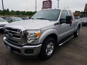 2011 Ford F-250 XLT CAR PROOF VERIFIED !!  ONE OWNER !!