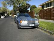 1988 Mercedes-Benz 300E Sedan Caulfield Glen Eira Area Preview