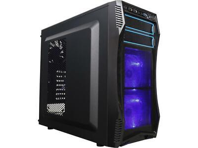 Rosewill  ATX Mid Tower Gaming Computer Case, Latching Tool-less Design of