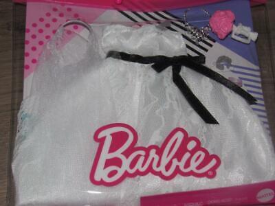 Barbie Fashionista Atuendos Boda Vestido Ramo 2021