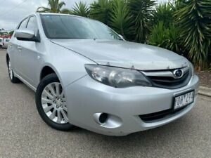 2011 Subaru Impreza MY11 RS (AWD) Silver 5 Speed Manual Hatchback Hoppers Crossing Wyndham Area Preview