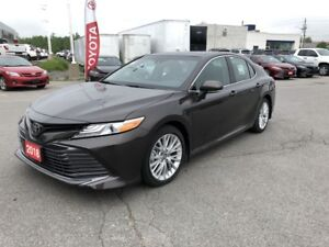 2018 TOYOTA CAMRY XLE XLE