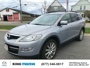 2007 Mazda CX-9 GT One Owner..Local Trade..7 Pass.AWD..Heated...