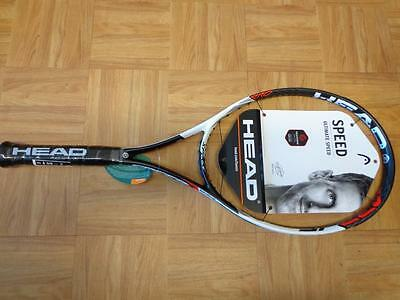 NEW 2016 Head Graphene Touch Speed Pro 100 head 4 3/8 grip Tennis Racquet