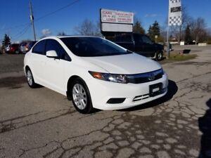 2012 Honda Civic EX Fuel efficient Sunroof Great condition