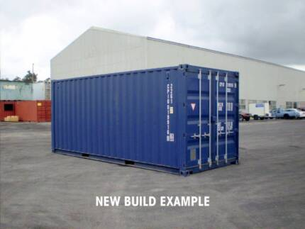 20' Storage Container - New & Used Melbourne