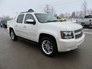 2013 Chevrolet Avalanche LTZ. Leather. Sunroof. Navigation. Load