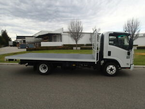 Isuzu NPR 200 Long Tray Welshpool Canning Area Preview