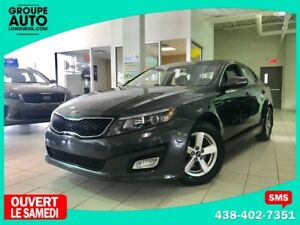 2015 Kia Optima LX / BLUETOOTH / SIEGES CHAUFFANTS / MAGS /