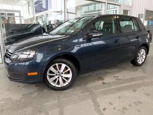 2012 Volkswagen Golf COMFORTLINE FULLY LOADED