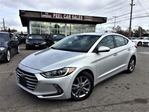 2017 Hyundai Elantra LIMITED|2.0L FUELEFFICIENT|REARVIEW|ALLOYS