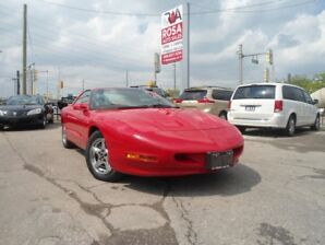 1997 Pontiac Trans Am Formula AUTO LOW KM 72906KM NO RUST A/C SAFETY PW