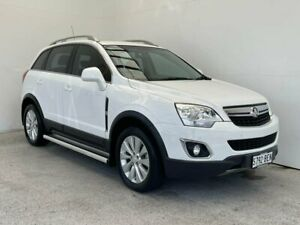 2014 Holden Captiva CG MY15 5 LT White 6 Speed Sports Automatic Wagon Mount Gambier Grant Area Preview