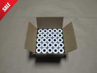 50 Rolls Of 2-14 X 85 Thermal For Verifone Omni 470 Omni 3200 Omni 3210