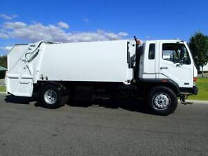 Mitsubishi Rubbish Loader Welshpool Canning Area Preview