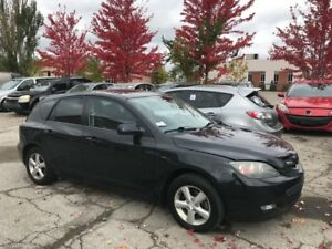 2009 Mazda Mazda3 Sport AUTO!LOADED!FULLY CERTIFIED@NO EXTRA CHA