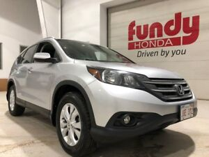 2013 Honda CR-V Touring w/leather, sunroof, $187.05 B/W AWD