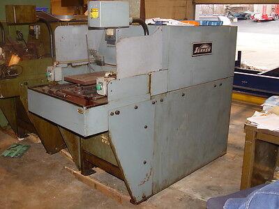 Sunnen Model Ah-220e Automatic Horizontal Production Honing Machine