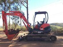 Excavator Kubota KX161-3 Super Series Gympie Gympie Area Preview