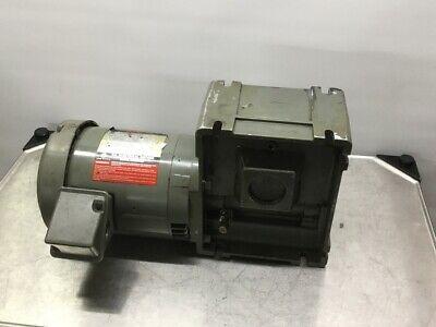 Unimount 125 F046 Motor W Torqube Reducer Gear Ratio 401 1745 Rpm 230460vac