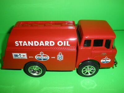 Ford Oil Tanker - AMOCO STANDARD OIL 1966 FORD TANKER DELIVERY TRUCK DIECAST ERTL