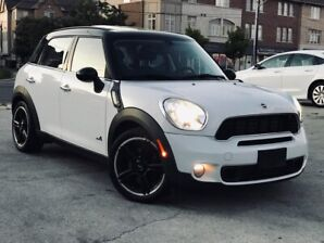 2011 Mini Cooper Countryman AWD|S|Accident free|One Owner|Leather|Sunroof