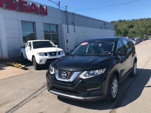 2017 Nissan Rogue S All Wheel Drive, Heated Seats, Back Up Camer