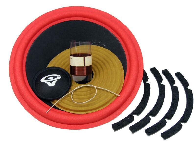 "Recone Kit for Cerwin Vega D-3, 101W2 10"" Woofer 8 Ohms Premium SS Audio Parts"