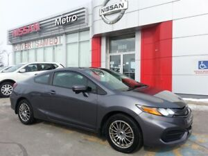 2014 Honda Civic EX Coupe TOIT DEMAREUR 8 MAGS